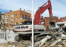 demolicion casa bogota