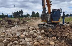 excavaciones a nivel nacional