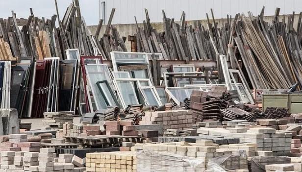 material demolicion bogota
