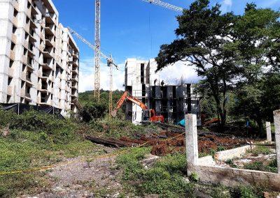 Demolicion Edificios de Vivenda por Abadia Demoliciones